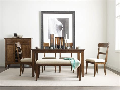 maple dining room furniture the nook maple 60 quot dining room set from furniture
