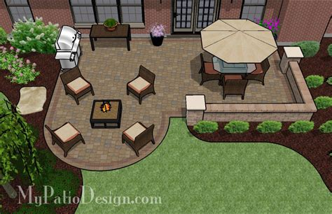 designer patios best 25 patio plans ideas on patio outdoor