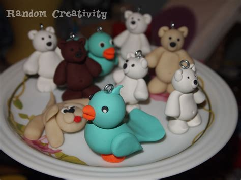 how to make clay ornaments handmade random creativity