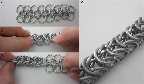 how to make chainmaille jewelry diy hacks how to s chainmail make