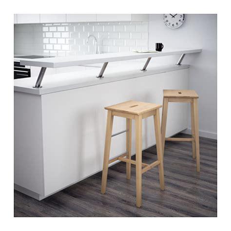 ikea bar bosse bar stool birch 74 cm ikea