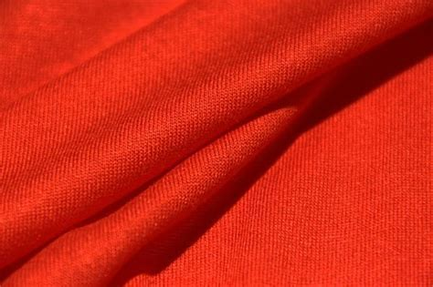 tissue knit rayon tissue knit tangerine the fabric market