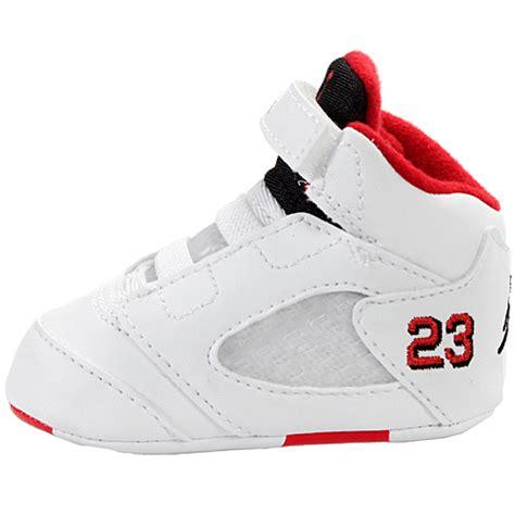 baby crib shoes jordans nike 5 retro gp crib 552494 120 baby shoes