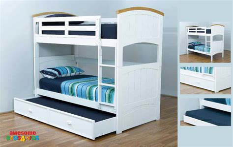 single and bunk bed burleigh bunk bed single king single awesome