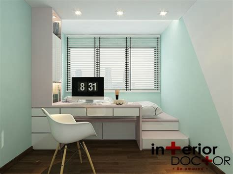 Girls Blue Bedroom Ideas 5 ways to make small rooms appear bigger and stylish