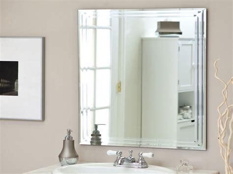 Framed Bathroom Mirror Ideas by Framed Bathroom Mirrors Bathroom Mirror Idea Framing An