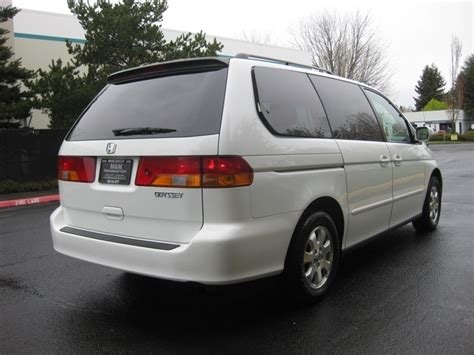 2003 Honda Odyssey by 2003 Honda Odyssey White 200 Interior And Exterior Images
