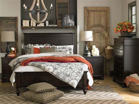 bassett furniture bedroom wakefield panel bed by bassett furniture contemporary