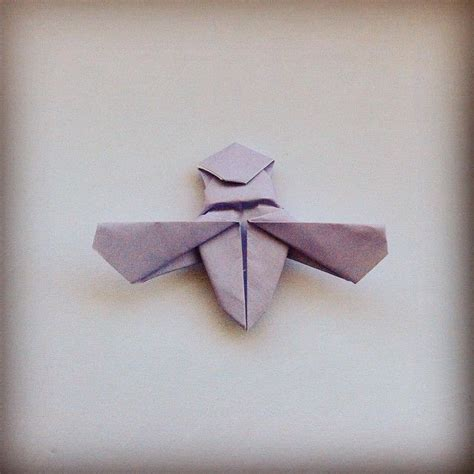 origami fly april 21st 2015 origami fly i made yesterday origami