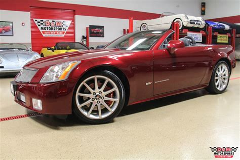 2006 Cadillac Xlr V For Sale by 2006 Cadillac Xlr V Stock M6422 For Sale Near Glen Ellyn