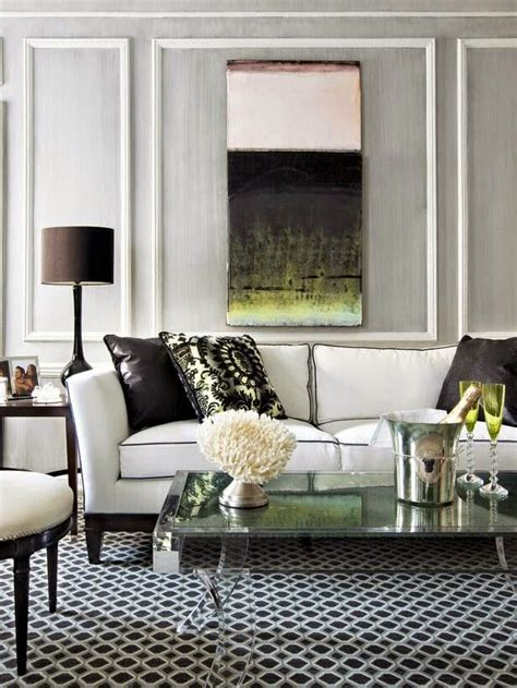 white sofas in living rooms 25 ideas de decoraci 243 n de salas que poner al lado sofa