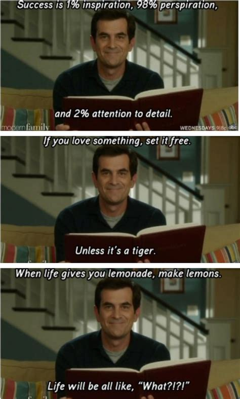 best lessons from modern family s phil dunphy