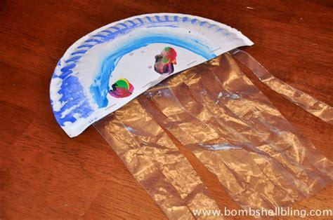 sea creature crafts for sea creature kid crafts design dazzle