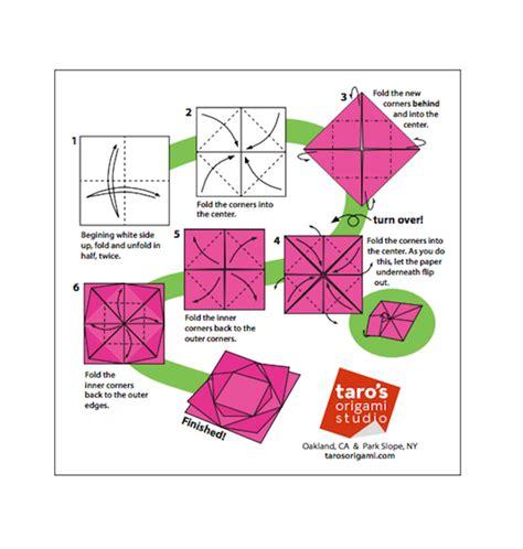 origami roses easy origami paper comot