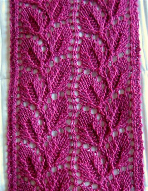 free knitting patterns for lace scarves lace scarf knitting patterns free patterns