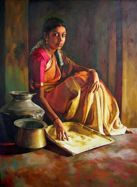 indian painting images 25 beautiful rural indian paintings by tamilnadu