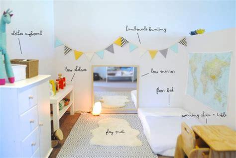 Living Dining Room Ideas how to prepare a montessori baby room