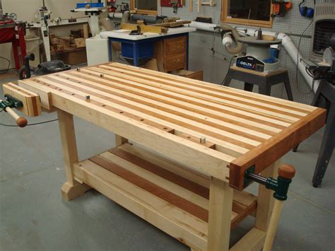 build woodworking bench woodworking bench by dock16 lumberjocks