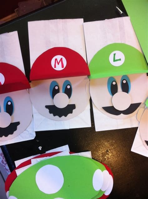 mario crafts for 17 best images about mario brothers on