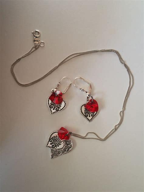 make swarovski jewelry make a swarovski jewelry set in 6 easy steps