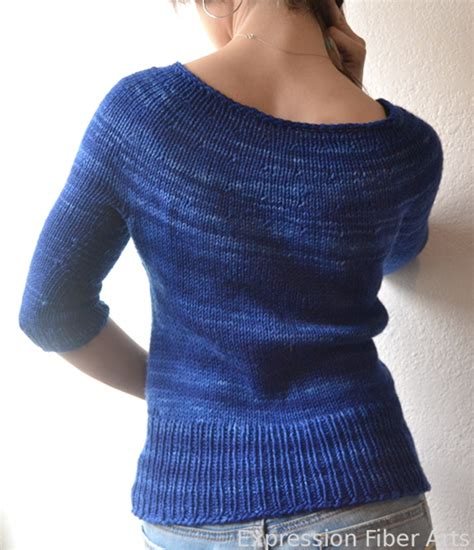 how to knit a pullover sweater for beginners easy vest knitting patterns for beginners images