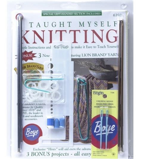 books on knitting for beginners beginners knitting kit book needles much more jo