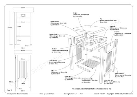 free sketchup woodworking plans sketchup for woodworkers plans free