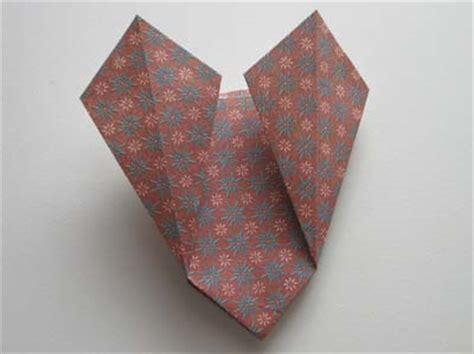 simple origami vase ваза оригами сложной конструкции
