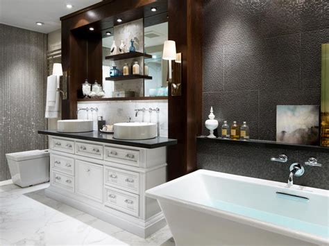 Luxury Spa Bathrooms by 20 Luxurious Bathroom Makeovers From Our Hgtv