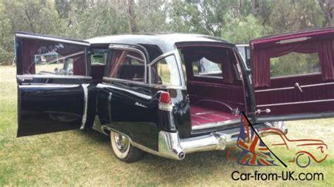 1955 Cadillac Hearse by 1955 Cadillac Meteor Hearse In Vic
