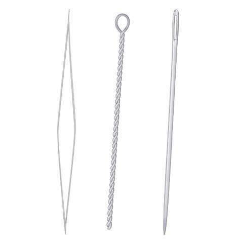 beading needles needles in beading and jewelry beadage