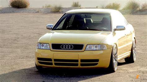 Audi B5 S4 by Audi B5 S4 A Legend Done Two Ways Tuned