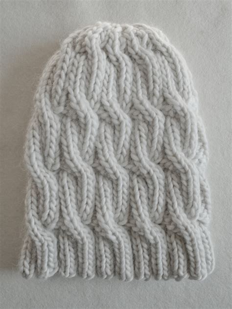 free knitting patterns for chunky wool hats free easy knit hat pattern search results calendar 2015