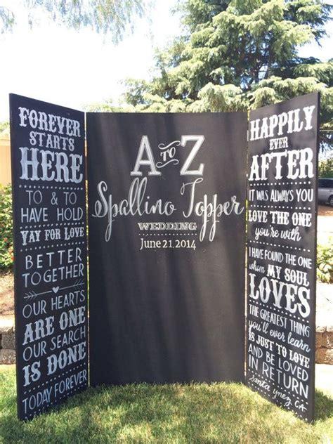 diy chalkboard photo booth best 25 wedding chalkboard backdrop ideas on