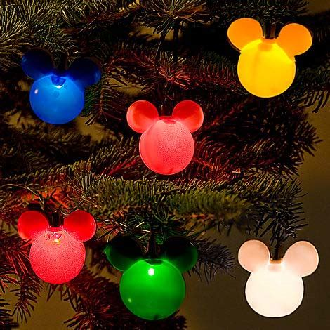disney string lights your wdw store disney mickey ears lights