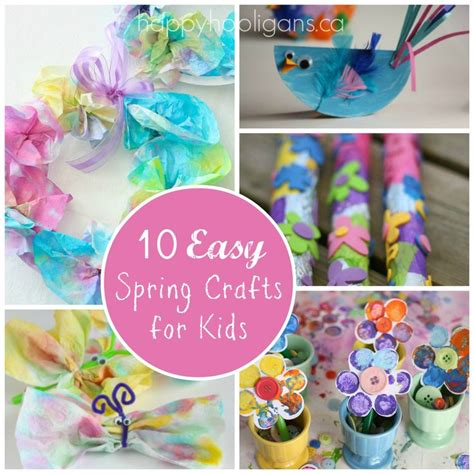 simple crafts for ages 3 5 17 melhores imagens sobre activities no