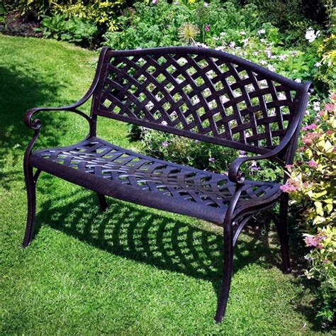 Types Of Wood For Furniture by 21 Wrought Iron Garden Furniture Highlights The Graceful