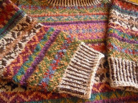 how to fair isle knit knit fairisle loppukirin paikka