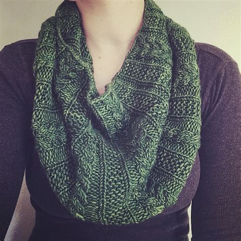 free knitted cowl patterns cables forest park cowl by liz abinante artcraftcode