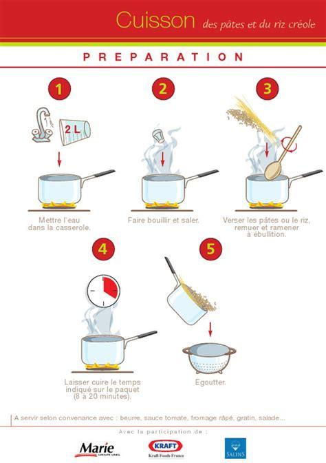 cuisson des p 226 tes et du riz cr 233 ole