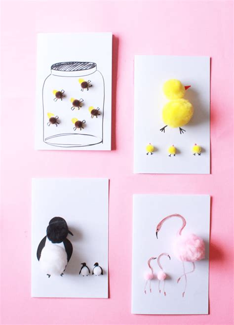 how to make a cool mothers day card diy s day cards