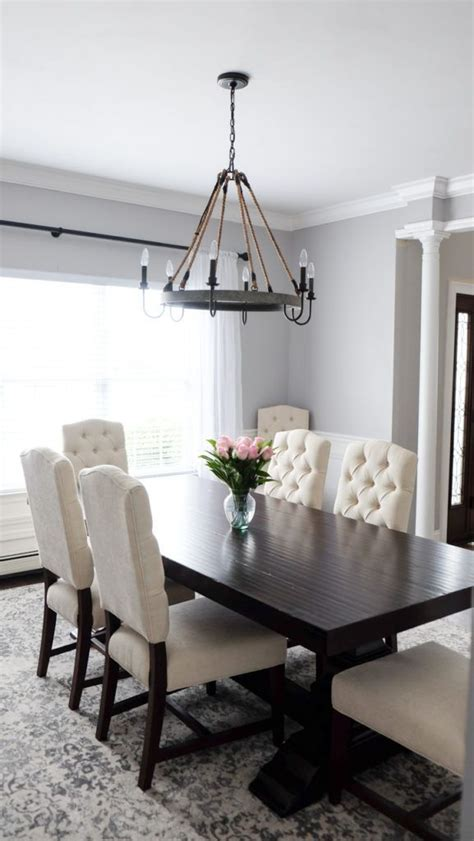 Gray Dining Room Chairs best 25 dining room chairs ideas on pinterest dining