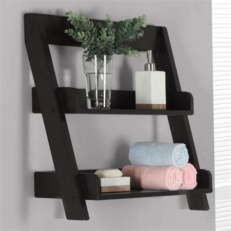 wooden shelves for bathroom wooden bathroom shelves in bathroom shelves