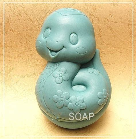 soap craft for aliexpress buy zodiac snake s0242 craft silicone