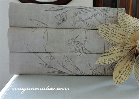 decoupage book cover how to decoupage a book cover what meegan makes