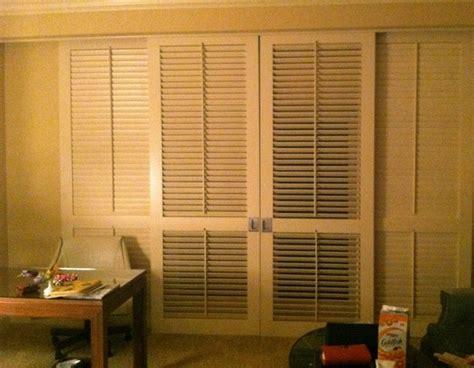 louvered sliding closet doors louvered closet doors interior shop reliabilt louvered