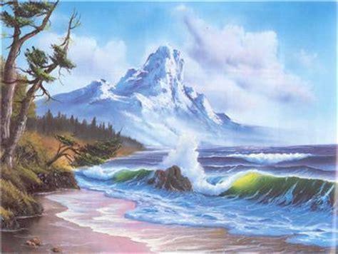 bob ross seascape paintings bob ross seascape collection 3 dvd set 13 of bob s