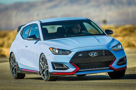Hyundai Volester by 2019 Hyundai Veloster N Makes Debut In Detroit