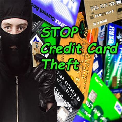 how do thieves make credit cards how to stop credit card theft simple tricks you must