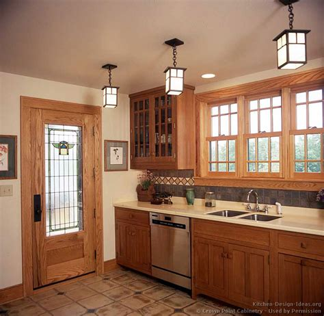 arts and craft kitchen cabinets arts and crafts kitchens pictures and design ideas
